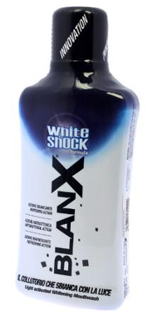 Płyn do płukania jamy ustnej Blanx Shock