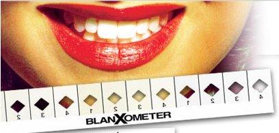 Pasta do zębów blanx