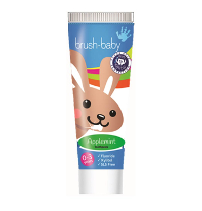 Brush-baby pasta dla dzieci w wieku 0-3 lata