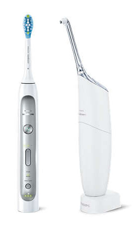 zestaw Philips Sonicare FlexCare + AirFloss
