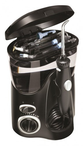 Irygator wp-112e2 ultra czarny wp112 wp-112 Waterpik Black
